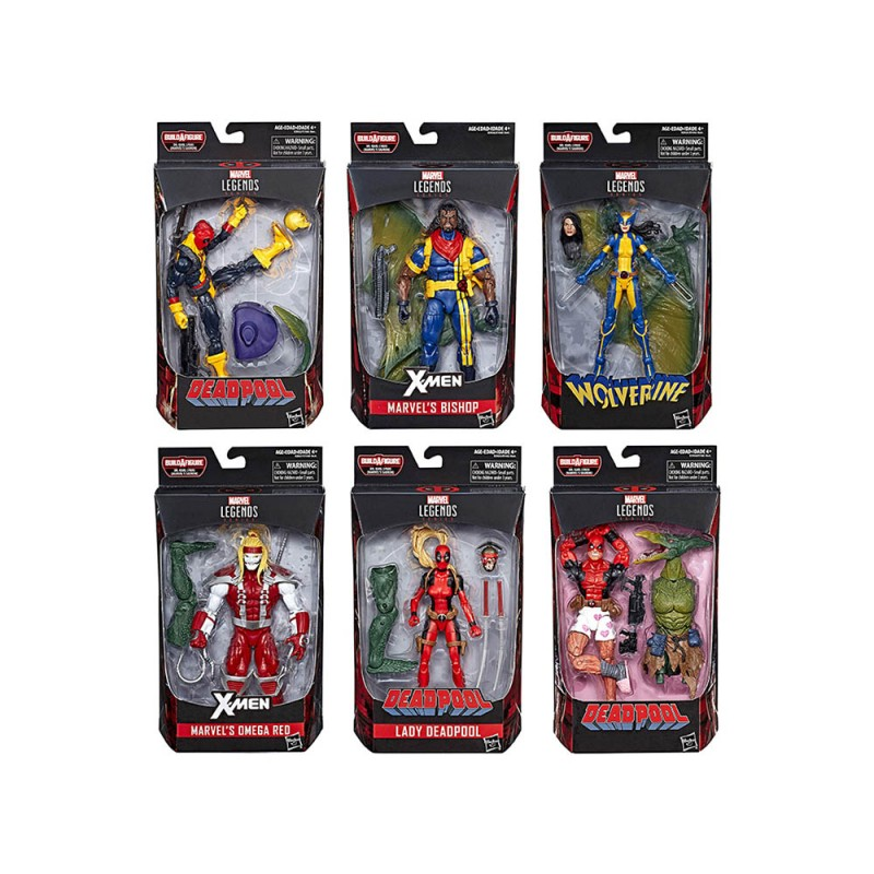 Marvel Legends Series - Hasbro  - MazzeoGiocattoli.it