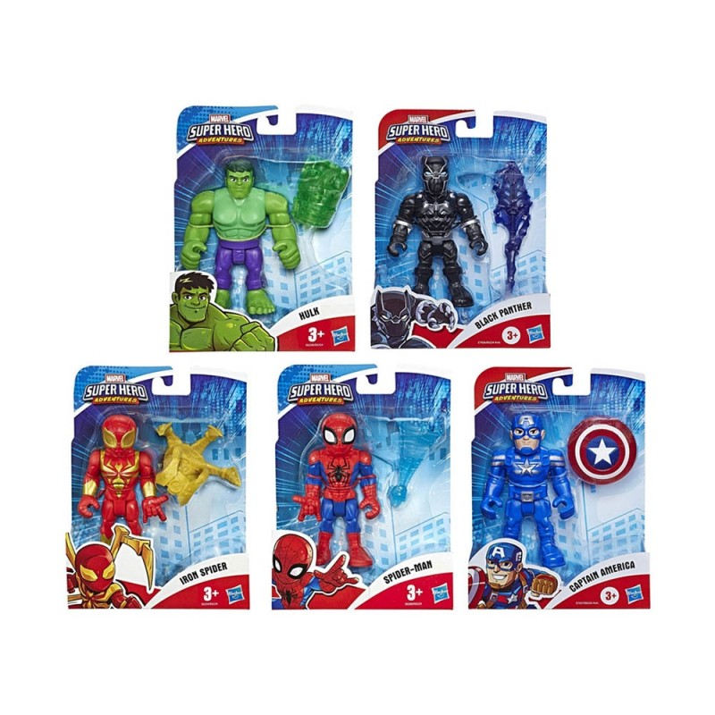 Marvel Super Hero Adventures - Hasbro - MazzeoGiocattoli.it