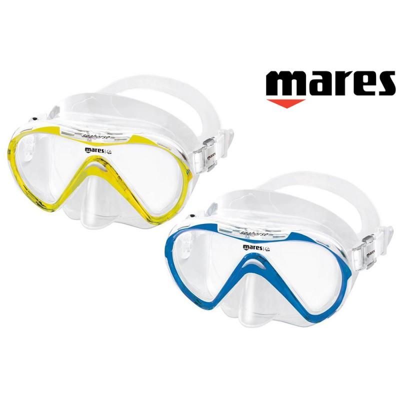Maschera Seahorse - Mares - MazzeoGiocattoli.it