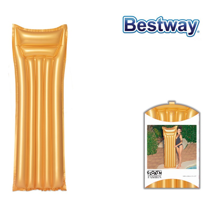 Materassino Mare Modello Gold - Bestway  - MazzeoGiocattoli.it