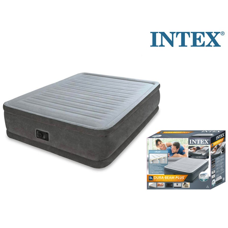 Materasso Comfort Plush Dura Beam - Intex  - MazzeoGiocattoli.it
