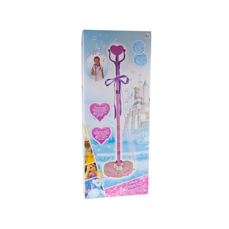 Microfono Con Amplificatore Principesse Disney - Imc Toys  - MazzeoGiocattoli.it