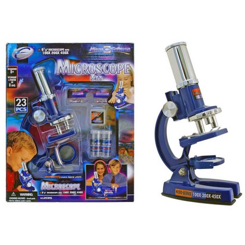 Microscopio Giocattolo - Mazzeo Giocattoli - MazzeoGiocattoli.it
