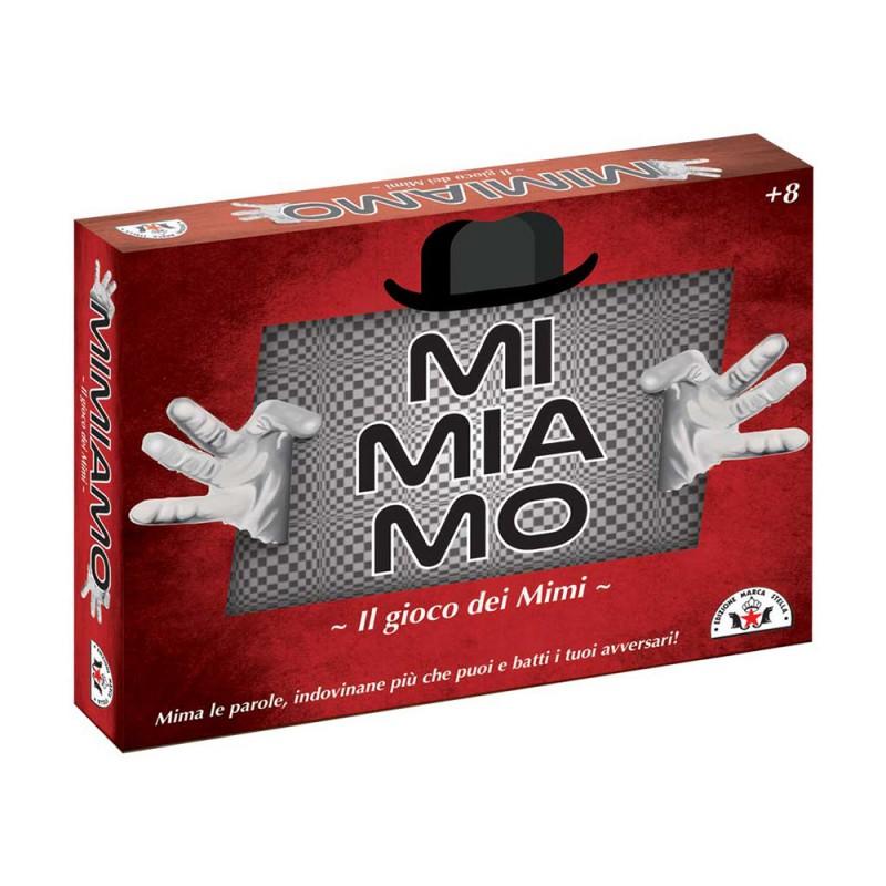 Mimiamo - Edizione Marca Stella  - MazzeoGiocattoli.it