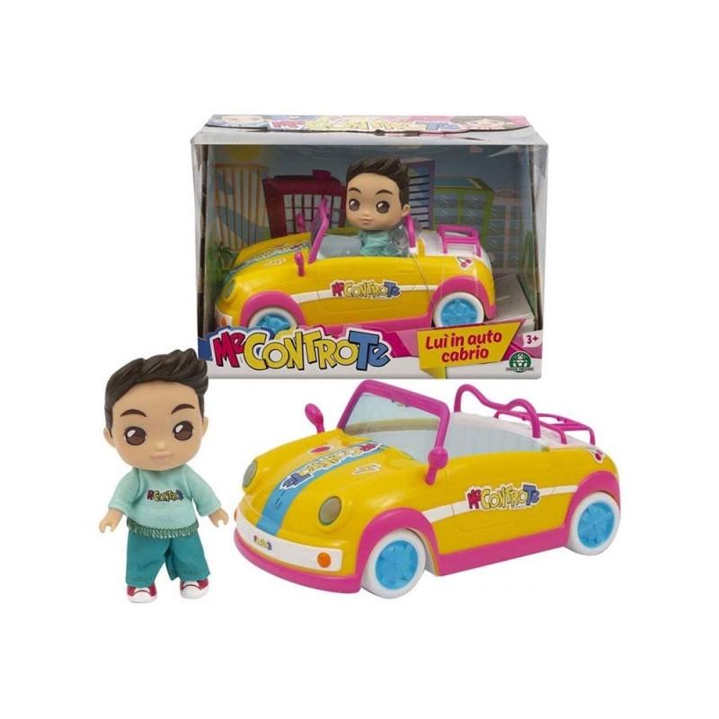 Mini Doll 12 Cm Luì In Auto Cabrio Me Contro Te - Giochi Preziosi  - MazzeoGiocattoli.it