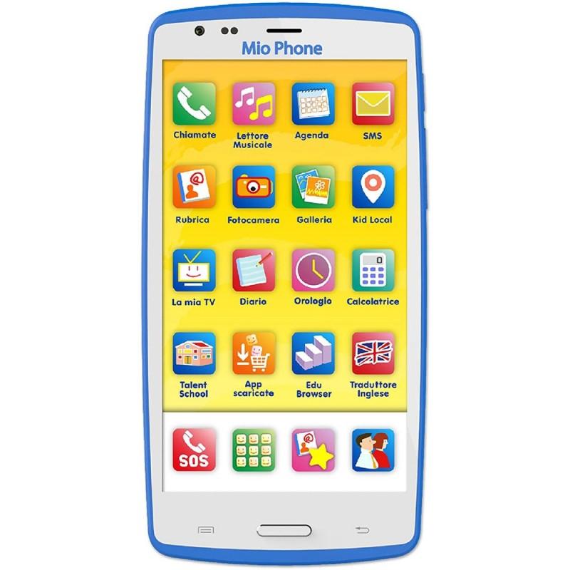 Mio Smartphone - Lisciani  - MazzeoGiocattoli.it