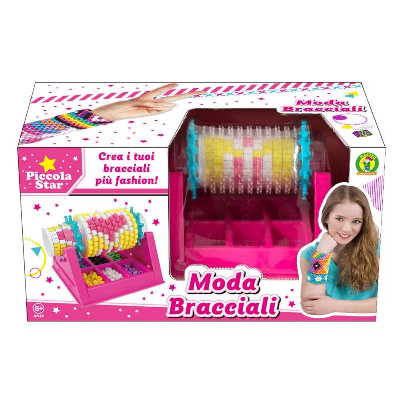 Macchina Crea Bracciali Colorati Per Bambine - MAZZEO GIOCATTOLI - MazzeoGiocattoli.it