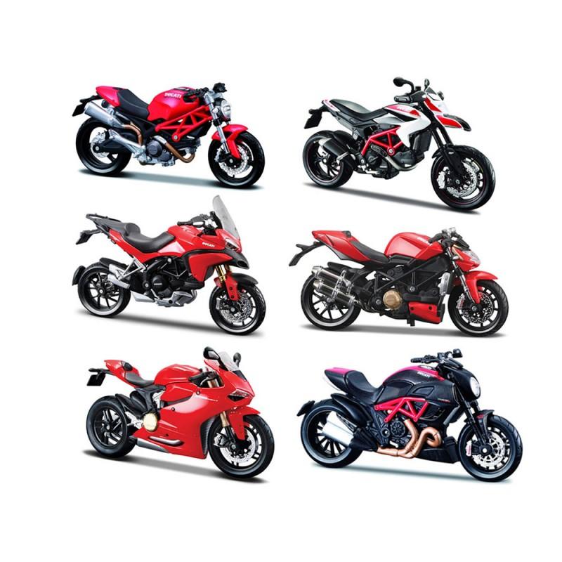 Modellini Motociclette Assortiti - Maisto  - MazzeoGiocattoli.it