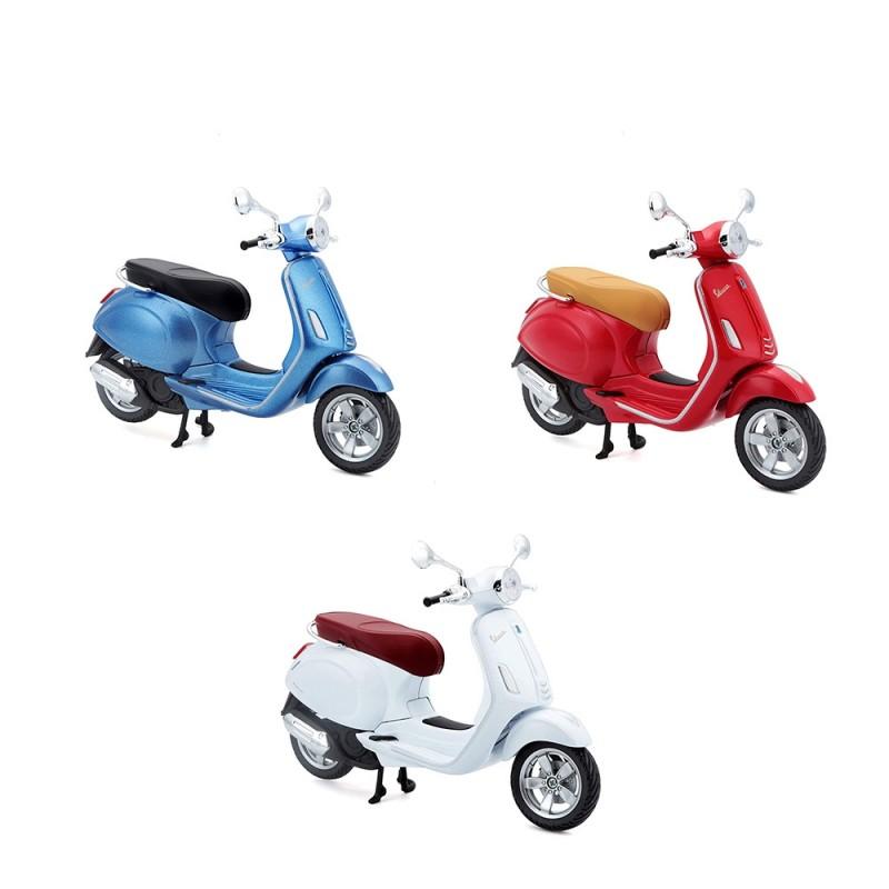 Modellino Moto Vespa 150 1/12 - Maisto - MazzeoGiocattoli.it