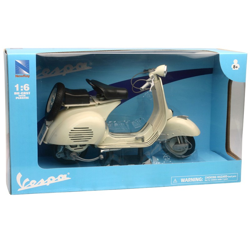 Modellino Piaggio Vespa 150 VL 1:6 - Newray - MazzeoGiocattoli.it