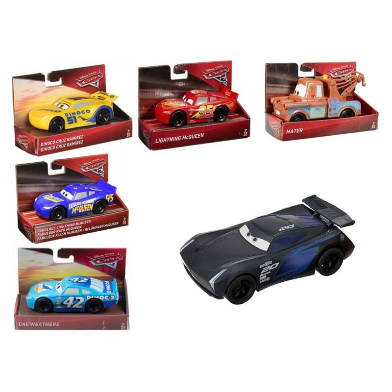 Modellino Statico Cars Disney - Mattel  - MazzeoGiocattoli.it