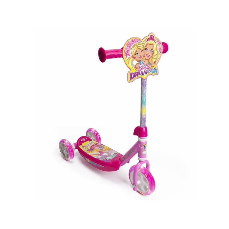 Monopattino Barbie Dreamtopia 3 Ruote - D'arpeje - MazzeoGiocattoli.it