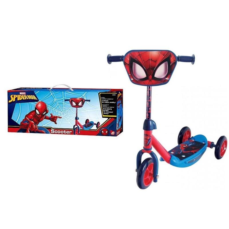 Monopattino Spider Man 3 Ruote - Rocco Giocattoli  - MazzeoGiocattoli.it