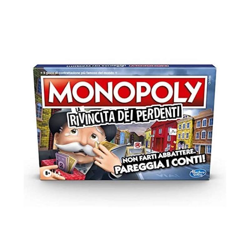 Monopoly La Rivincita Dei Perdenti - Hasbro  - MazzeoGiocattoli.it