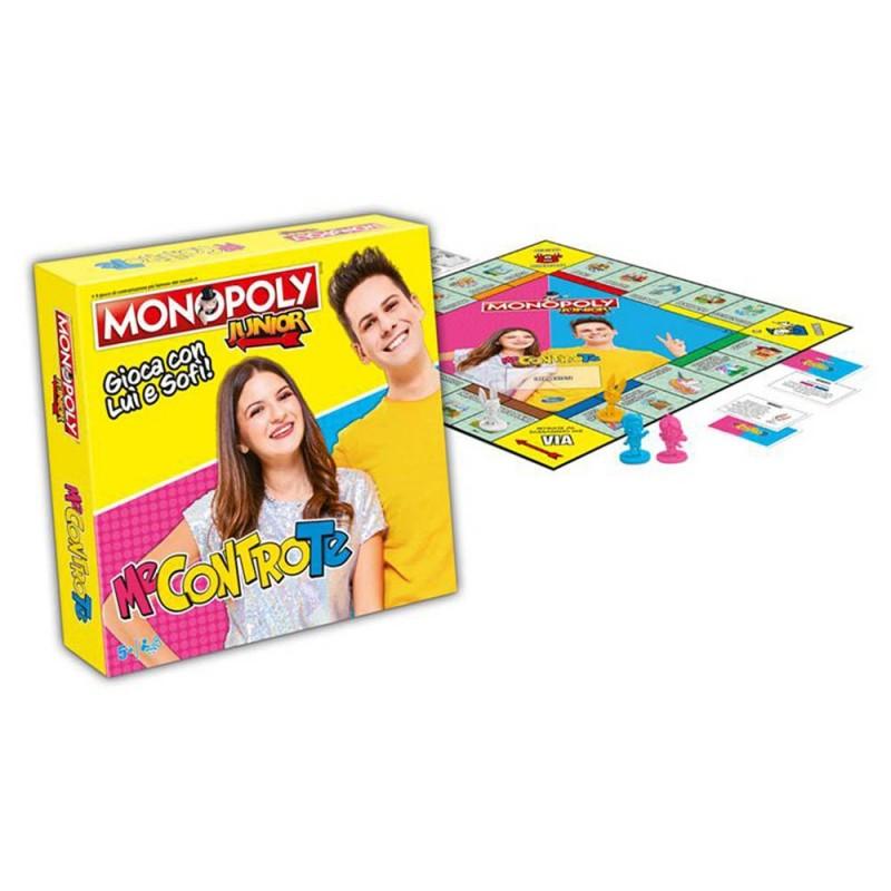 Monopoly Edizione Me Contro Te - Hasbro  - MazzeoGiocattoli.it