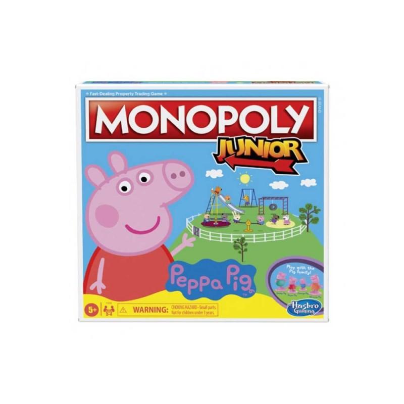 Monopoly Edizione Peppa Pig - Hasbro  - MazzeoGiocattoli.it