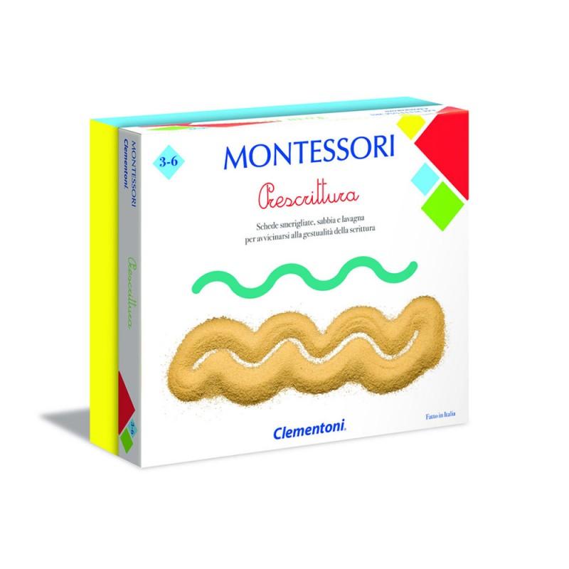 Montessori - Prescrittura - Clementoni  - MazzeoGiocattoli.it