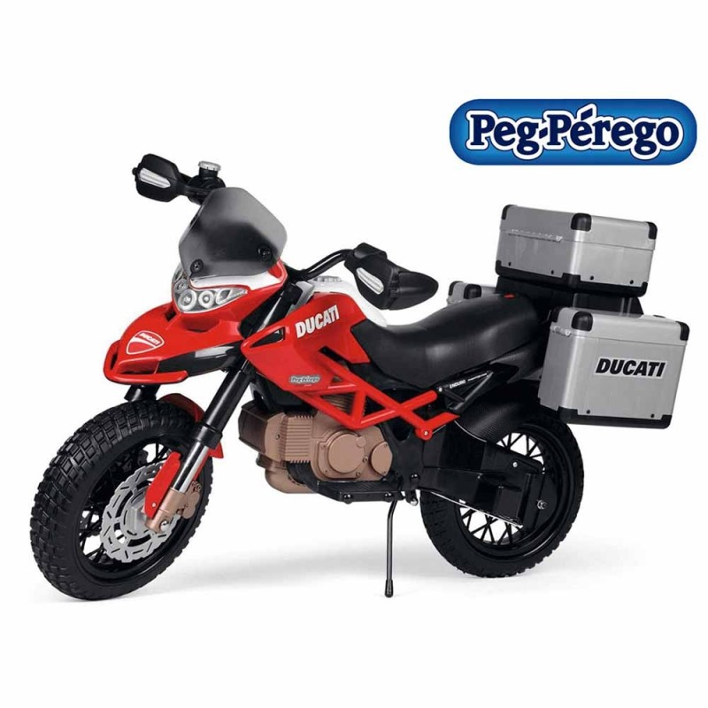 Moto Ducati Enduro - Peg Perego  - MazzeoGiocattoli.it