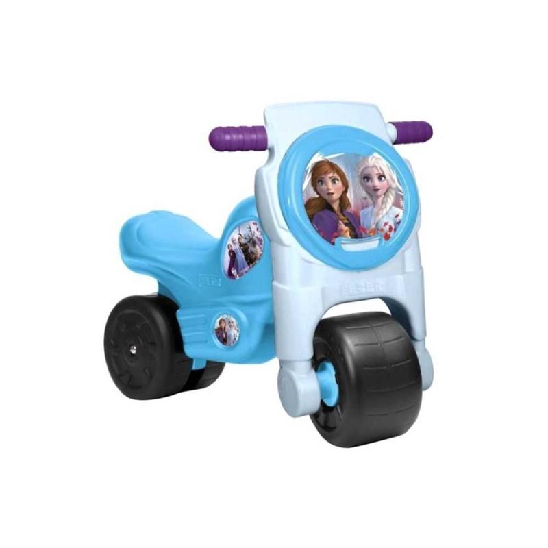 Moto Primi Passi Frozen 2 - Feber  - MazzeoGiocattoli.it