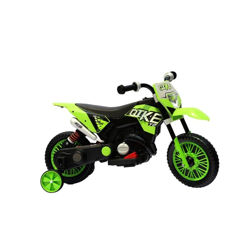 Motocross Cavalcabile Elettrico 6v - Mazzeo Giocattoli - MazzeoGiocattoli.it