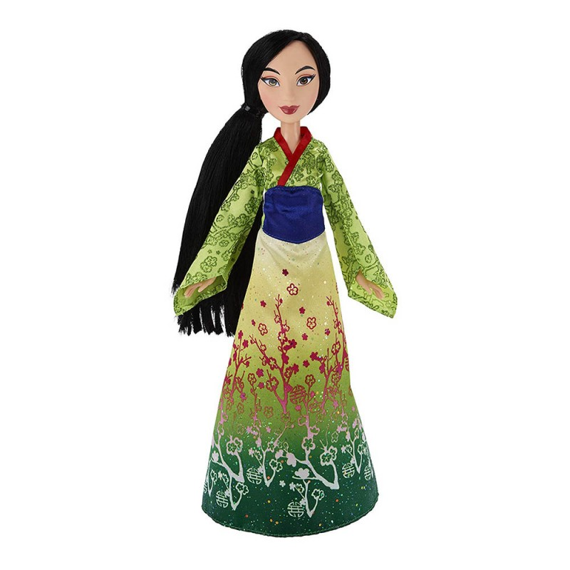 Mulan Fashion Doll - Disney Princess - Hasbro  - MazzeoGiocattoli.it