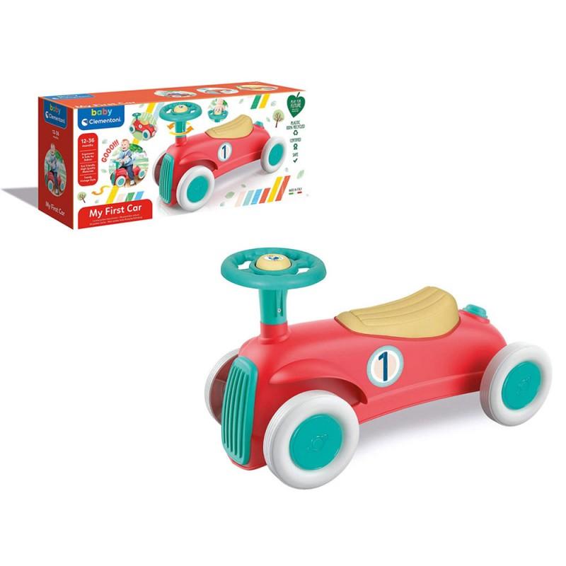 My First Car - Clementoni  - MazzeoGiocattoli.it