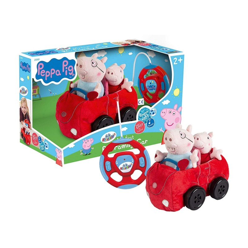 My First RC Family Car Peppa Pig - Revell  - MazzeoGiocattoli.it
