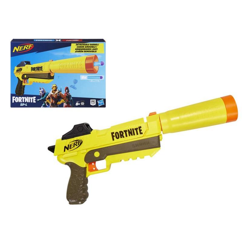 Nerf Fortnite Blaster S-PL - Hasbro  - MazzeoGiocattoli.it