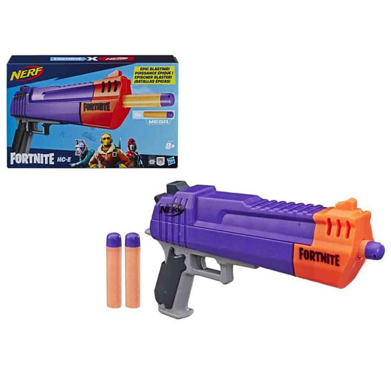 Nerf Fortnite E7515EU4  - Hasbro  - MazzeoGiocattoli.it