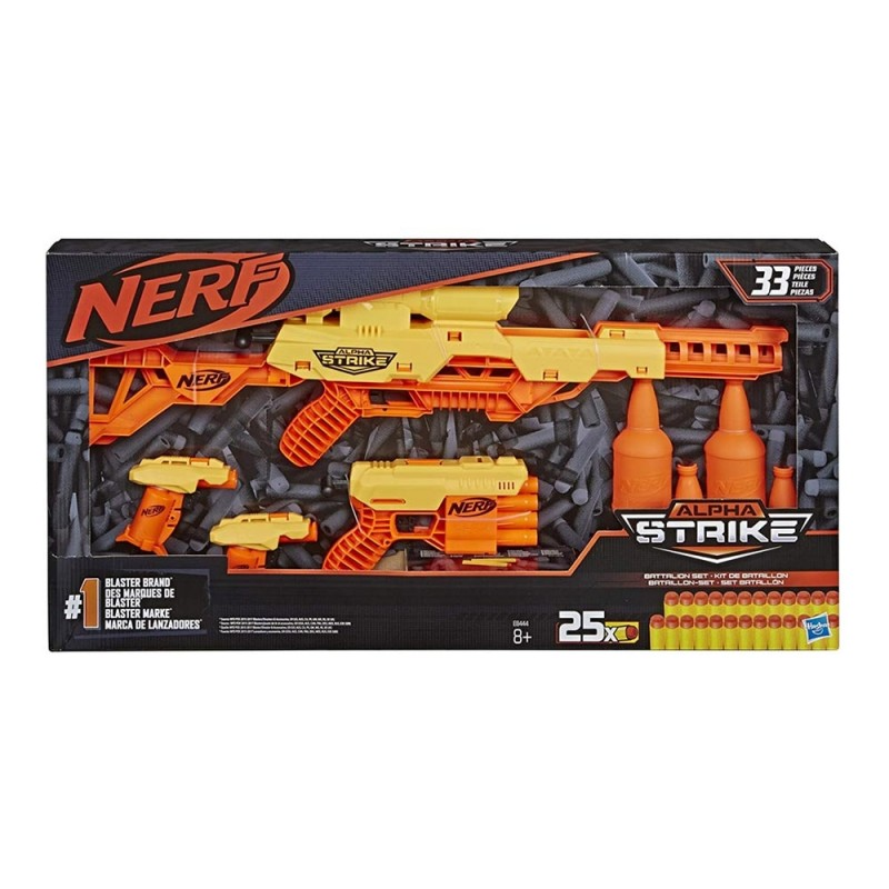 Nerf Alpha Strike - Hasbro - MazzeoGiocattoli.it