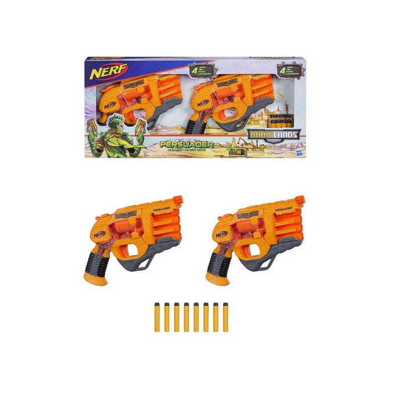 Nerf DoomLands Persuader Blaster - Hasbro - MazzeoGiocattoli.it