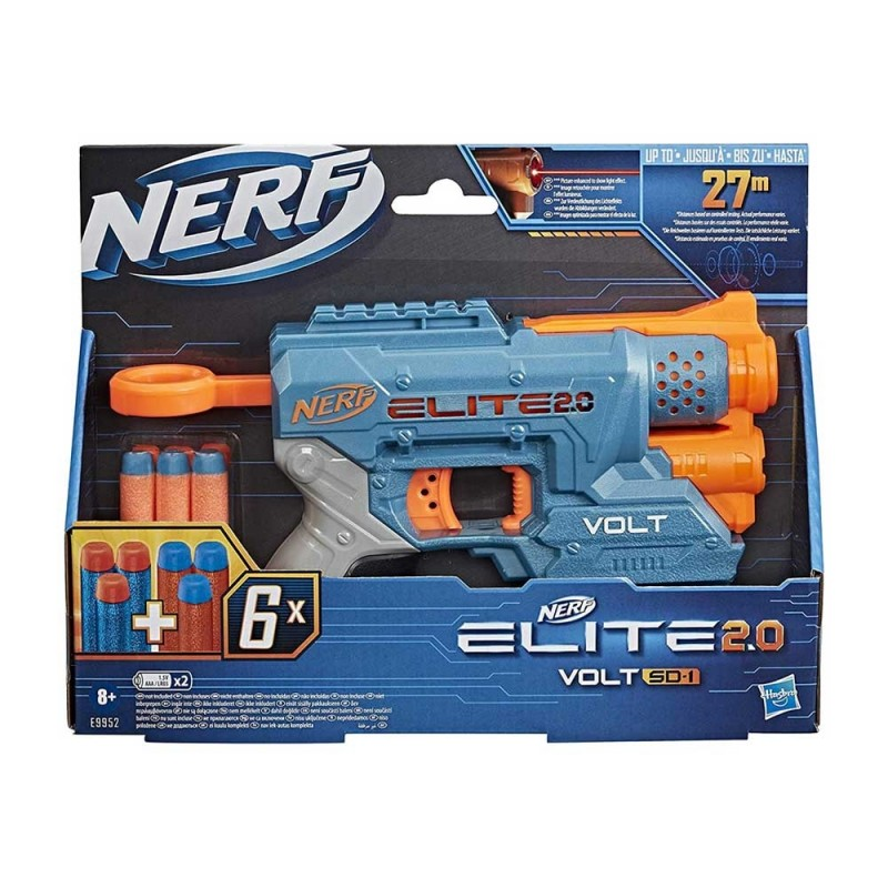 Nerf Elite 2.0-Volt SD-1 - Hasbro - MazzeoGiocattoli.it