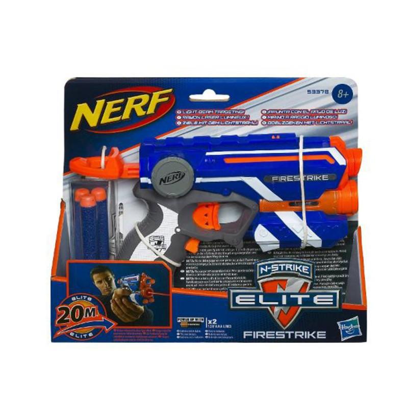 Pistola Per Bambini Nerf Firestrike Hasbro - MazzeoGiocattoli.it