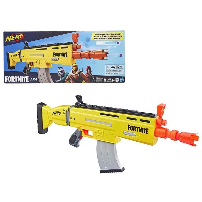 Nerf Fortnite Ar-L Fucile Blaster - Hasbro  - MazzeoGiocattoli.it