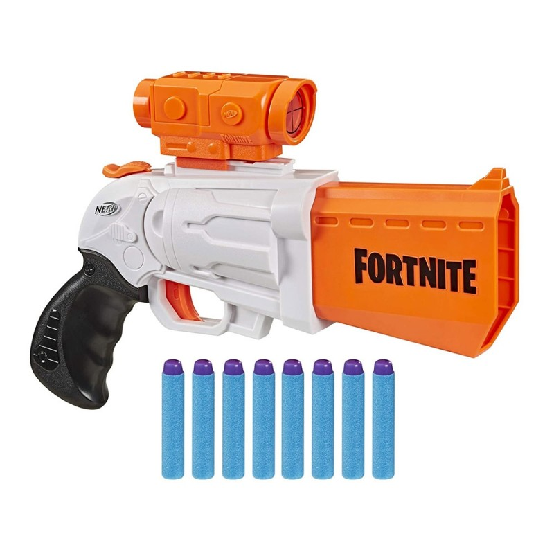 Nerf Fortnite Sr - Hasbro  - MazzeoGiocattoli.it