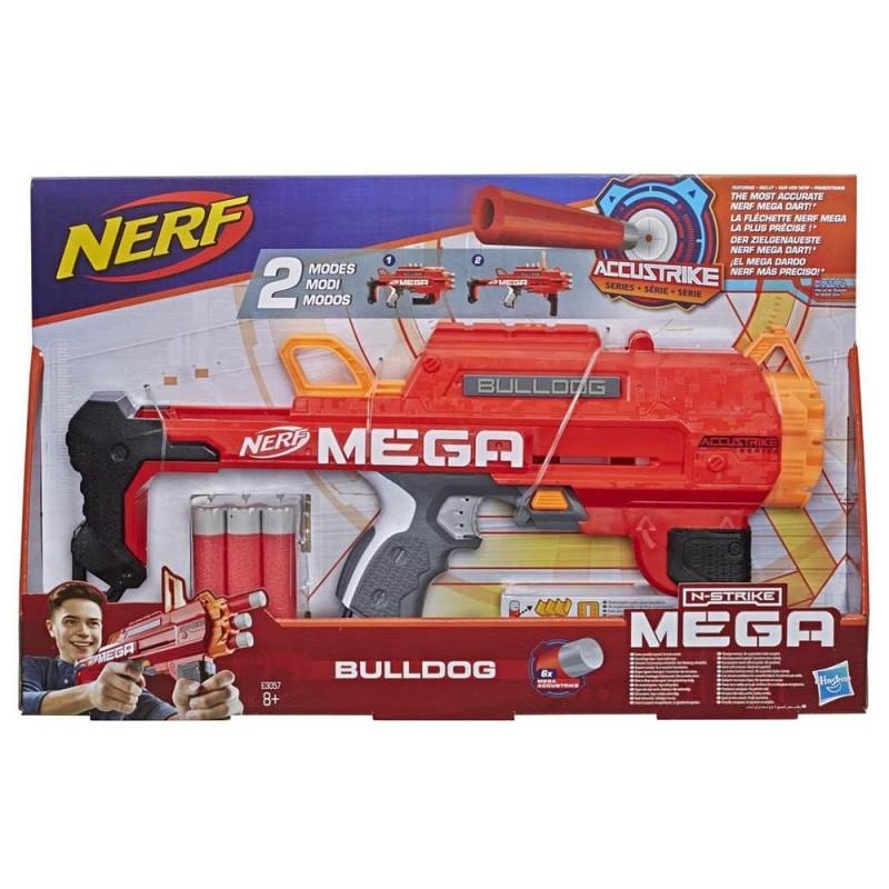 Nerf Mega Bulldog - Hasbro  - MazzeoGiocattoli.it