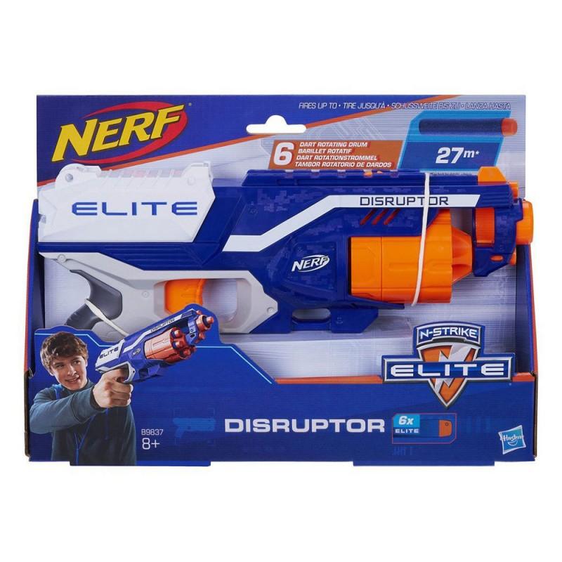 Nerf Disruptor E0391 - Hasbro  - MazzeoGiocattoli.it