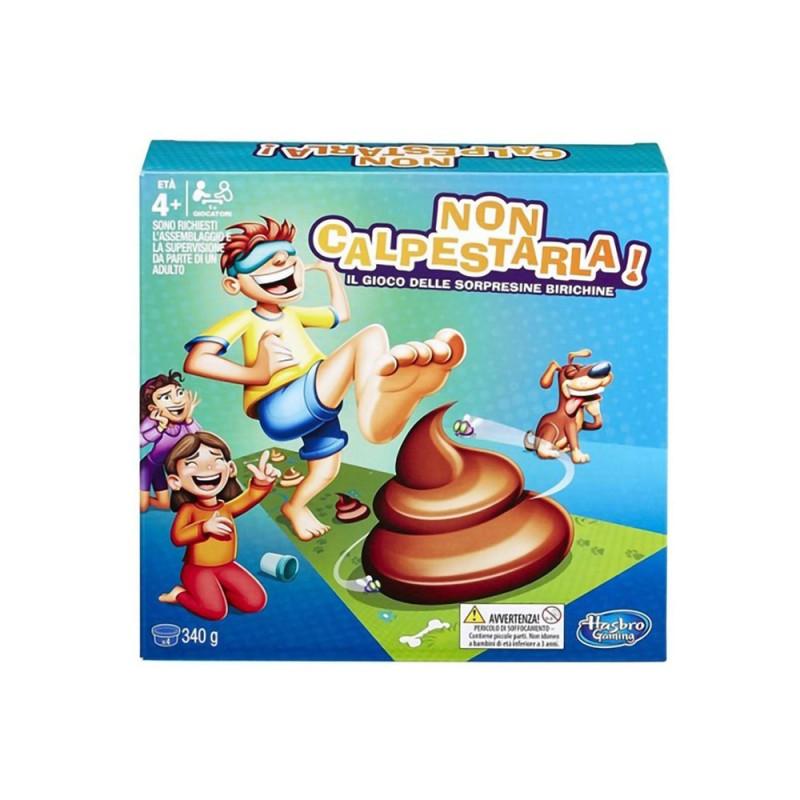 Non Calpestarla - Hasbro Gaming  - MazzeoGiocattoli.it