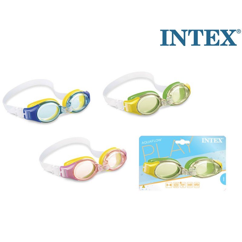 Occhialini Da Nuoto Junior - Intex  - MazzeoGiocattoli.it