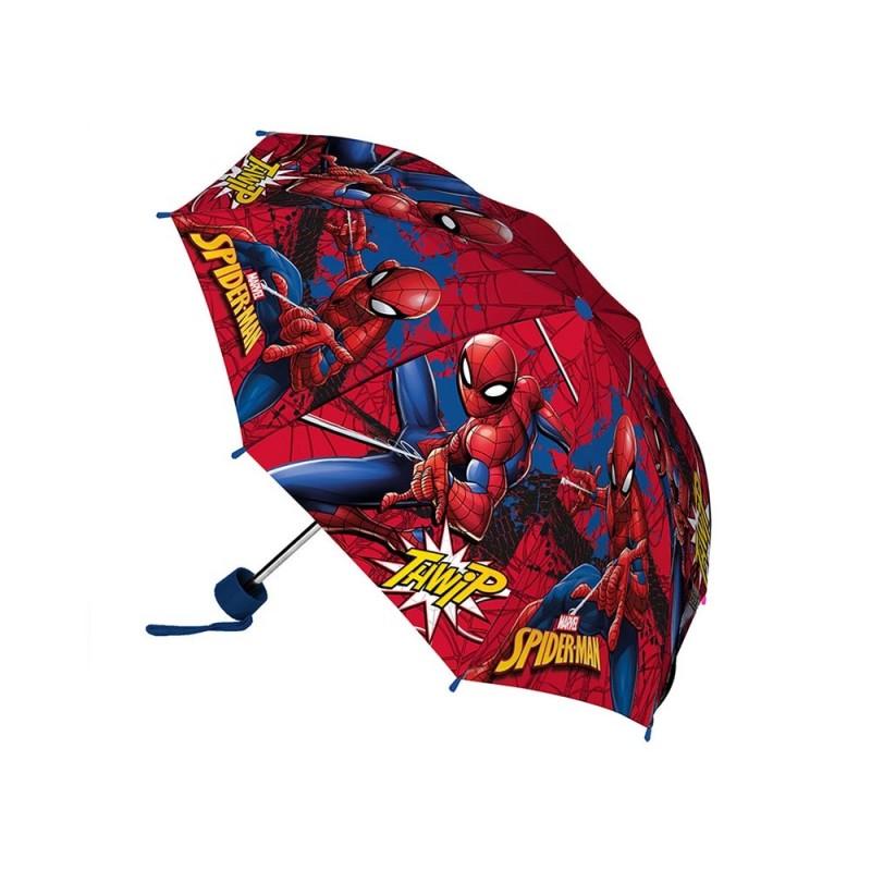 Ombrello Spider Man Per Bimbi Pieghevole - Coriex  - MazzeoGiocattoli.it