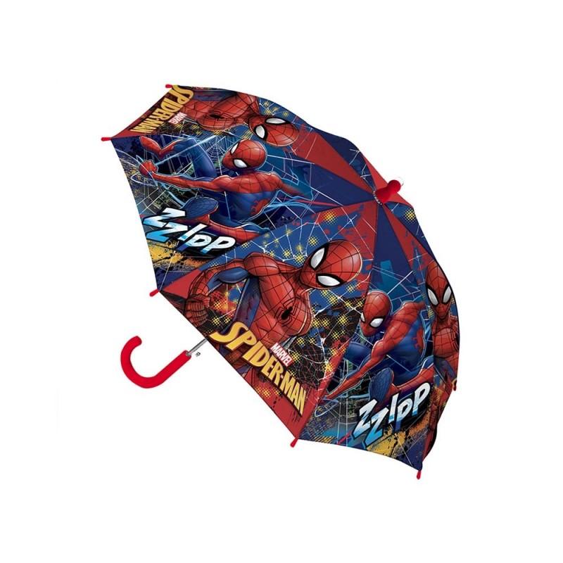 Ombrello Spider Man Per Bimbi In Pvc - Coriex - MazzeoGiocattoli.it