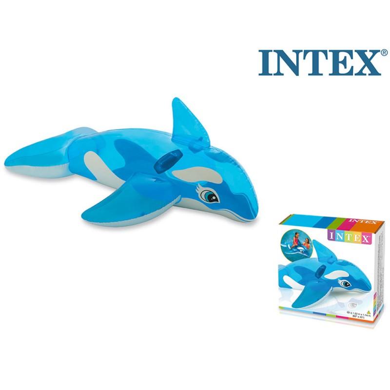 Orca Gonfiabile Mare 152cm - Intex  - MazzeoGiocattoli.it