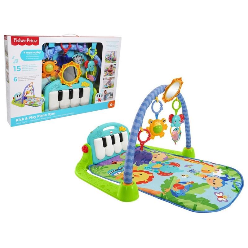 Palestrina Baby Piano 4-in-1 - Fisher Price  - MazzeoGiocattoli.it