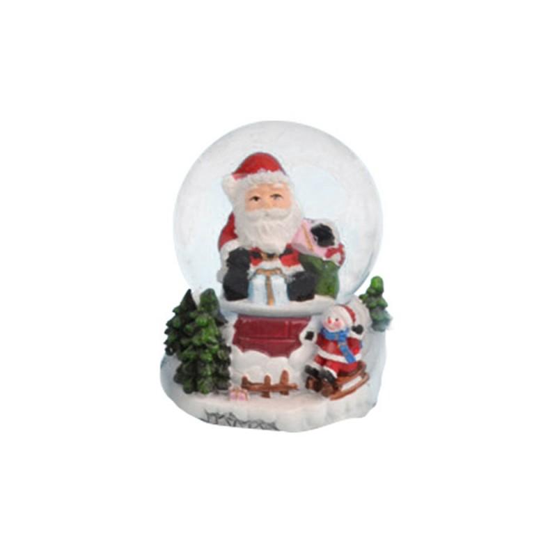 Palla Di Neve Babbo Natale - MazzeoGiocattoli.it