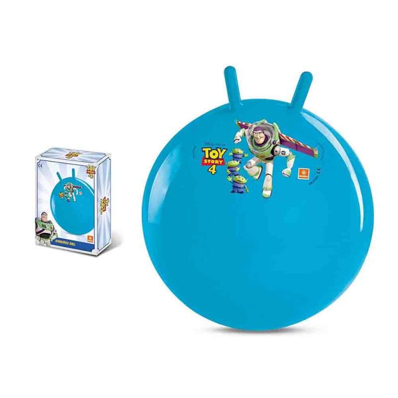 Palla Per Saltare Toy Story 4 - Mondo  - MazzeoGiocattoli.it