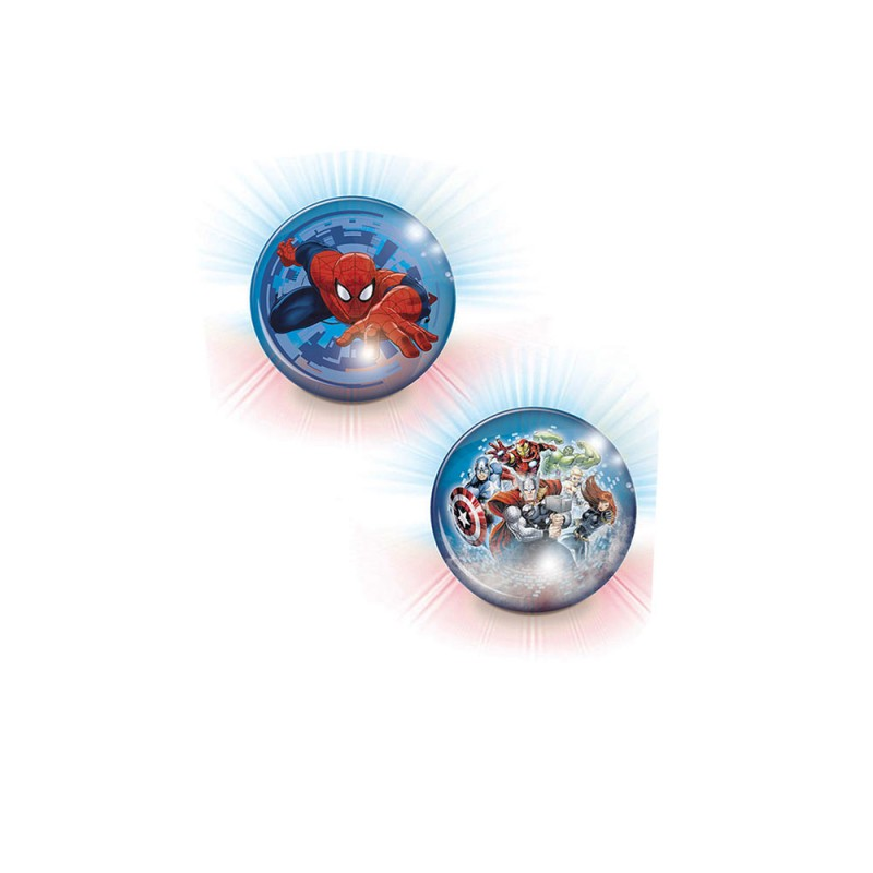 Pallina Flash Ball Marvel - Mondo - MazzeoGiocattoli.it