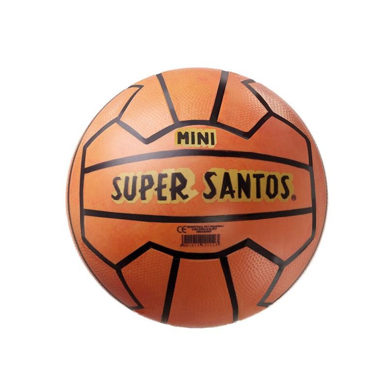 Pallone 14 Cm Super Santos - Mondo  - MazzeoGiocattoli.it