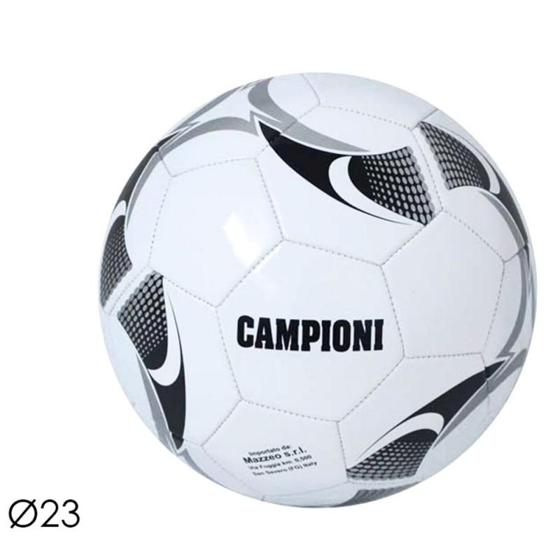 Pallone Da Calcio Campioni Bianconero - Mazzeo Giocattoli  - MazzeoGiocattoli.it