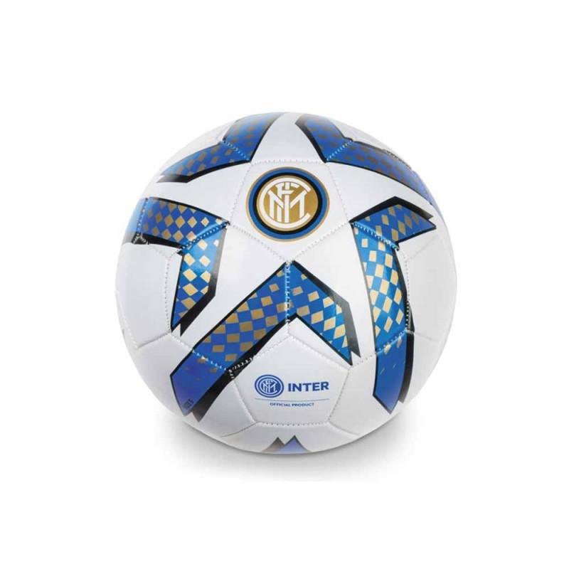 Pallone Da Calcio Cucito Inter - Mondo  - MazzeoGiocattoli.it