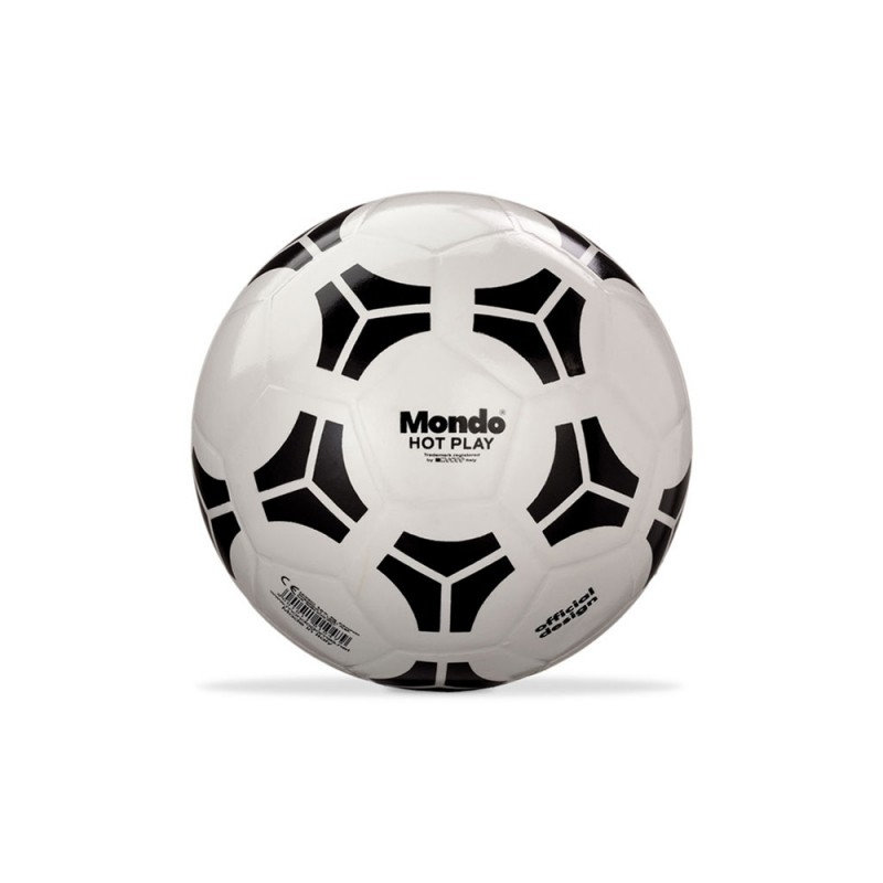 Pallone Da Calcio Hot Play - Mondo  - MazzeoGiocattoli.it